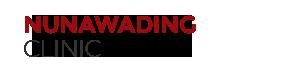 Nunawading Clinic Logo